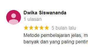 privat inggris Bandung